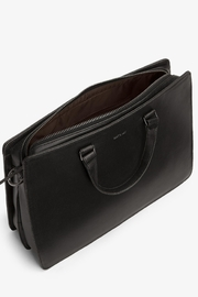 Matt & Nat David Vintage Briefcase - Back cropped