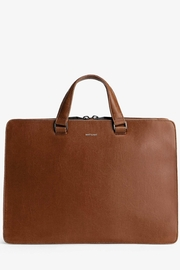 Matt & Nat David Vintage Briefcase - Front cropped