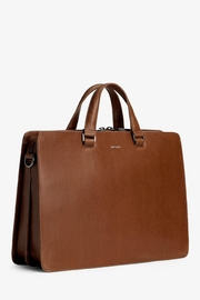Matt & Nat David Vintage Briefcase - Front full body