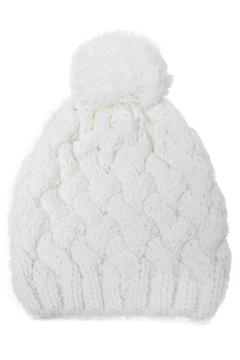David & Young Yarn Beanie Hat - Alternate List Image