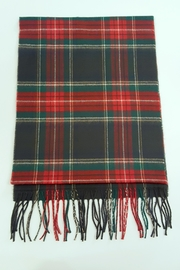 david and young Christmas Scarf - Front cropped