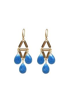 Shoptiques Product: Amelie Chandelier Earrings