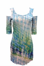 David Cline Cold Shoulder Dress - Product Mini Image