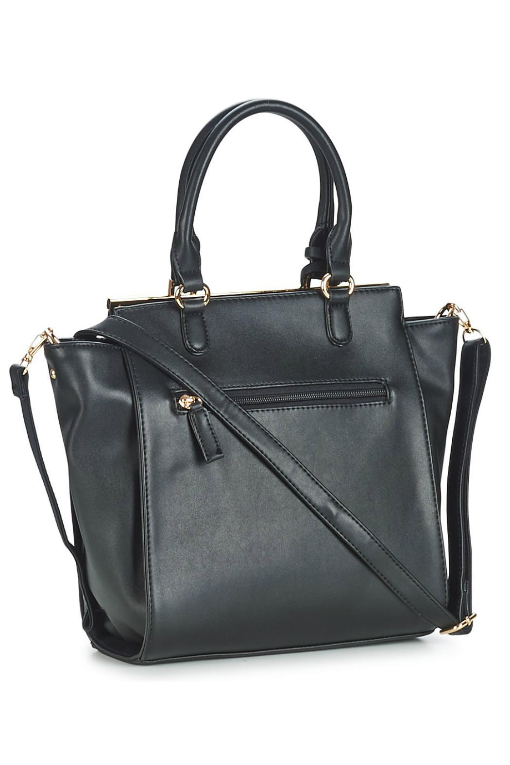 7b4d5ef893 David Jones Quilted Black Handbag from Crouch End by .