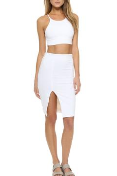 Shoptiques Product: Alexa Slit Skirt