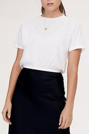 David Lerner Ashley Crop Tee - Product Mini Image