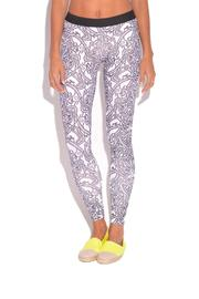 David Lerner Moroccan Lattice Legging - Product Mini Image
