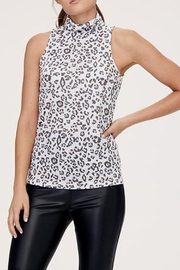David Lerner Tori Sleeveless Turtleneck - Product Mini Image