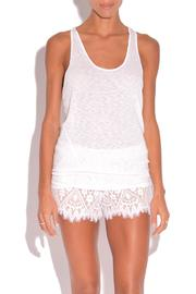 David Lerner Wedge Tank - Product Mini Image