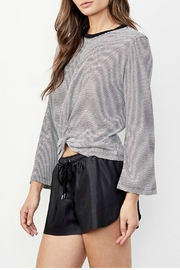 David Lerner New York Bell Sleeve Top - Product Mini Image