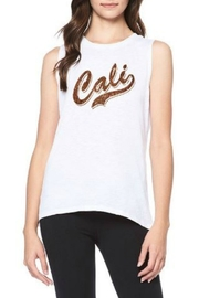 David Lerner New York Cali Muscle Tank - Product Mini Image