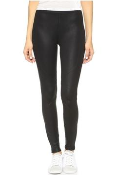 David Lerner New York Coated Seamed Leggings - Product List Image