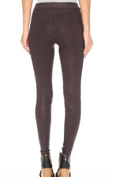 David Lerner New York Leatherette Seamed Legging - Alternate List Image