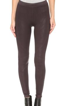 David Lerner New York Leatherette Seamed Legging - Product List Image