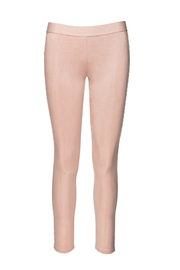 David Lerner New York Micro Suede Opal Jeggings - Front cropped