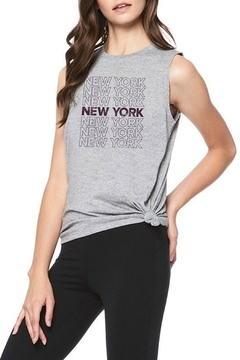 Shoptiques Product: Ny Muscle Tank