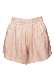 David Lerner New York Opal Draped Short - Front cropped