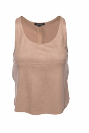 David Lerner New York Overlap Tank Top - Product Mini Image