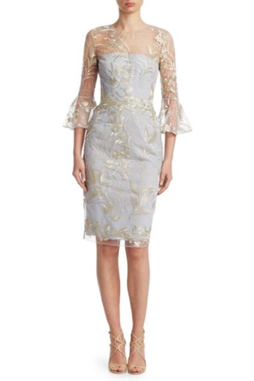 David Meister 3/4 Sleeve Dress from New Jersey by District 5 ...