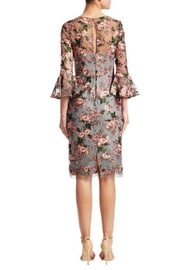 David Meister 3/4 Sleeve Dress - Front full body