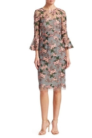 David Meister 3/4 Sleeve Dress - Product Mini Image