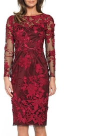 David Meister Long Sleeve Dress - Product Mini Image