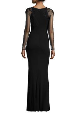 David Meister Long Sleeve Gown - Alternate List Image