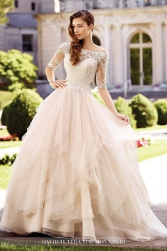 Shoptiques Product: Off-The-Shoulder Ballgown