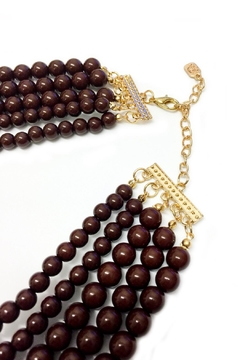 DAVINCI Bead Statement Necklace - Alternate List Image