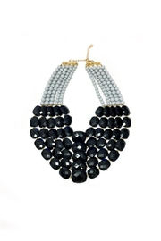 DAVINCI Bead Statement Necklace - Product Mini Image