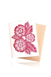 DAVINCI Block Printed Cards - Product Mini Image