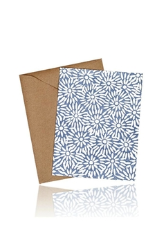 DAVINCI Block Printed Cards - Product List Image
