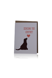 DAVINCI Sending You Comfort Card - Front cropped