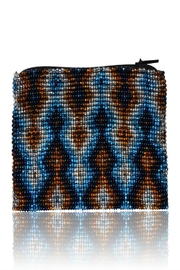 DAVINCI Glass Beaded Pouch - Product Mini Image