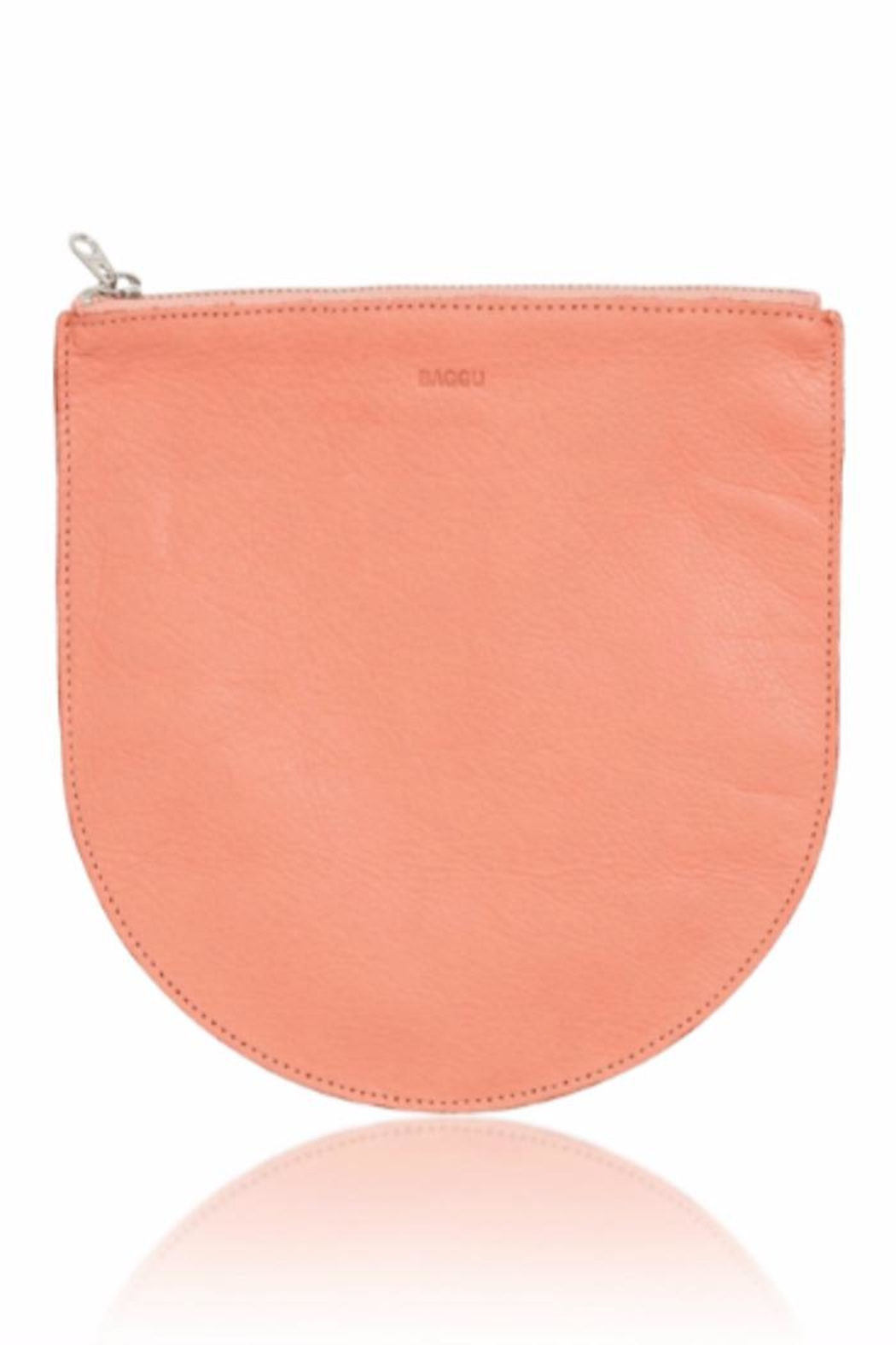 Baggu Lrg U Pouch - Front Cropped Image