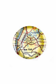 Shoptiques Product: Nyc Map Paperweight