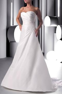 Shoptiques Product: Taffeta Bridal Gown