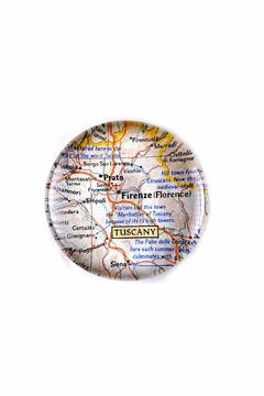 Shoptiques Product: Tuscany Map Paperweight