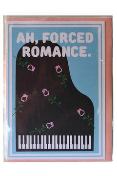 Shoptiques Product: Valentine's Forced Card