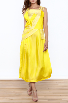 Shoptiques Product: Bright Yellow Dress