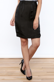 Dawn Sunflower Pencil Skirt - Front cropped