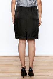 Dawn Sunflower Pencil Skirt - Back cropped