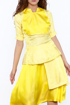 Shoptiques Product: Bright Yellow Top