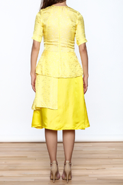 Dawn Sunflower Bright Yellow Top - Other
