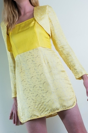 Dawn Sunflower Dress - Front cropped