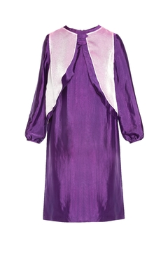 Shoptiques Product: Purple Silk Dress