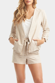 Tart Collections Dax Linen Shorts - Other