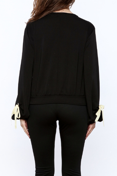 Shoptiques Product: Bow Sleeve Top
