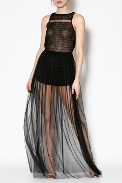 day and night Tulle Maxi Romper - Product List Image