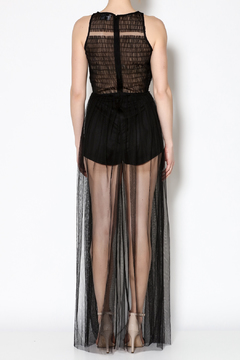 day and night Tulle Maxi Romper - Alternate List Image